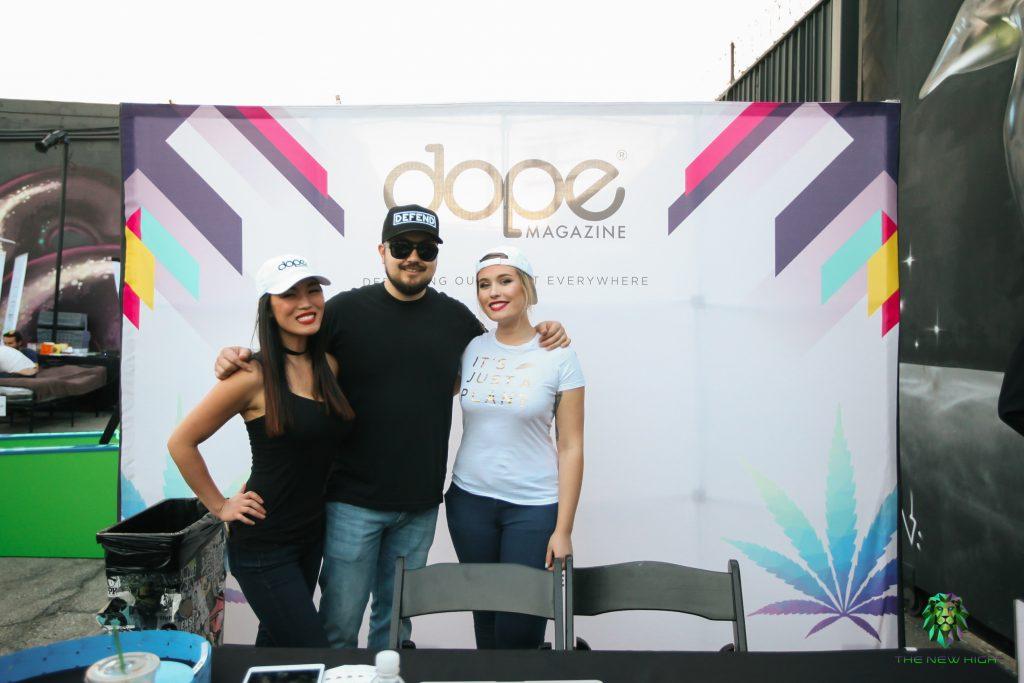 Dope Magazine B.A.D Event